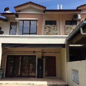 2 STOREY PUTERI HEIGHT – BANDAR COUNTRY HOMES