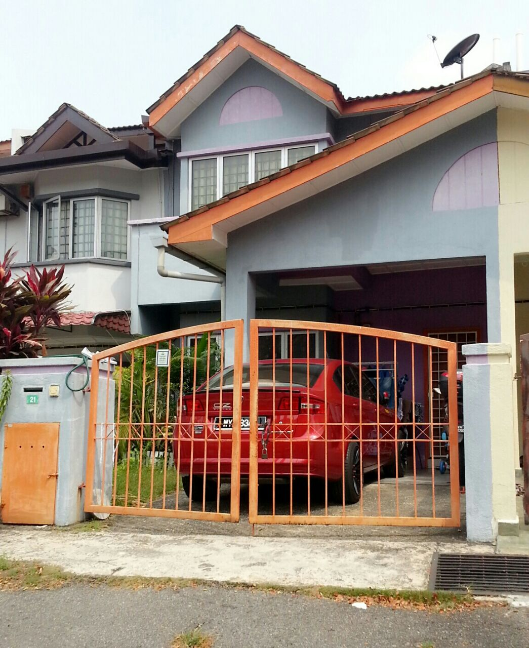 BANDAR COUNTRY HOMES (FASA 12), RAWANG