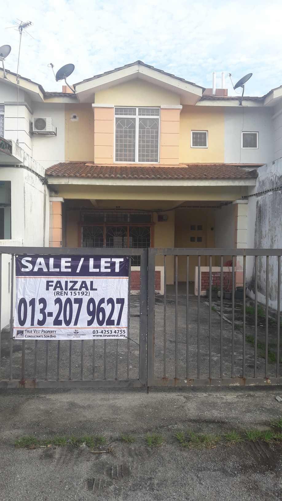 TAMAN DESA MAS (FASA 1) BANDAR COUNTRY HOMES, RAWANG