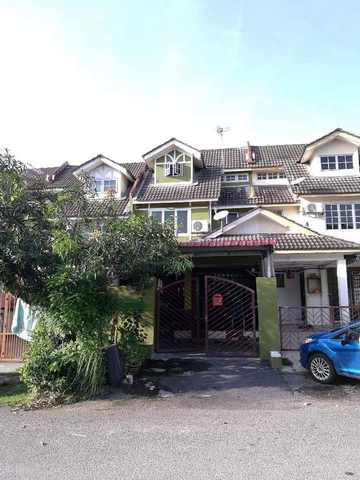 BANDAR COUNTRY HOMES (FASA 4) RAWANG
