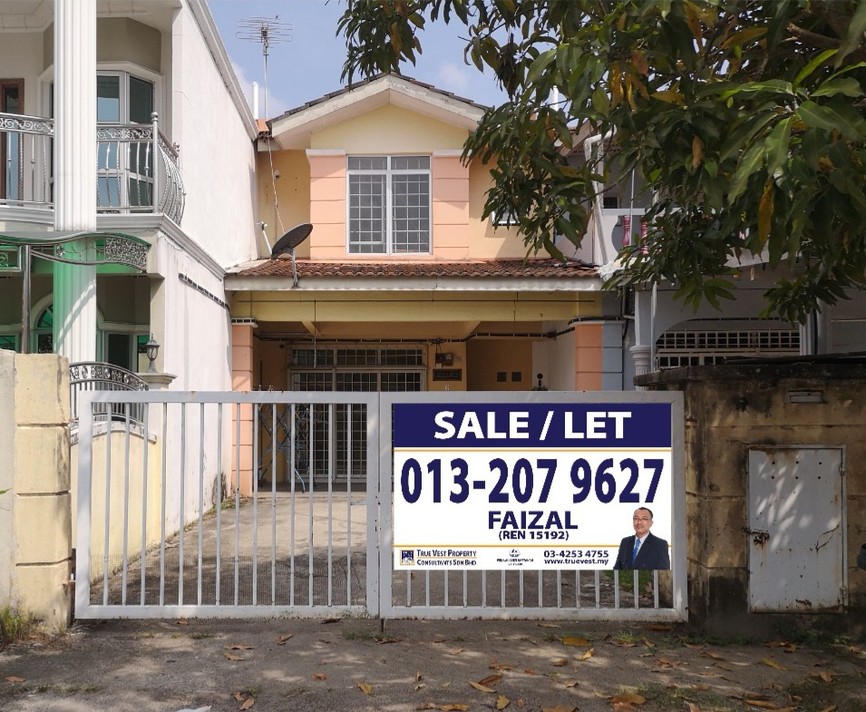 TAMAN DESA MAS (FASA 1) BANDAR COUNTRY HOMES, RAWANG