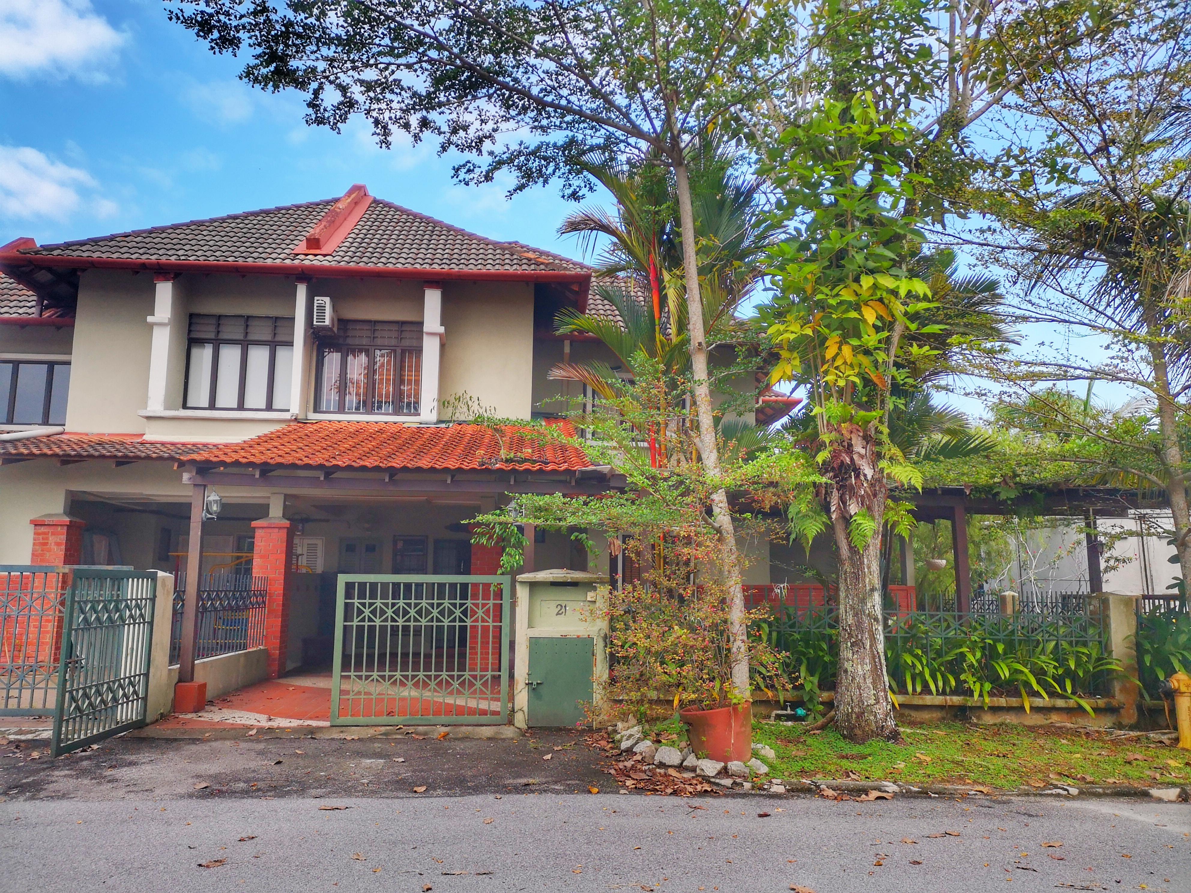 BANDAR SUNGAI BUAYA (RAMPAISARI), RAWANG