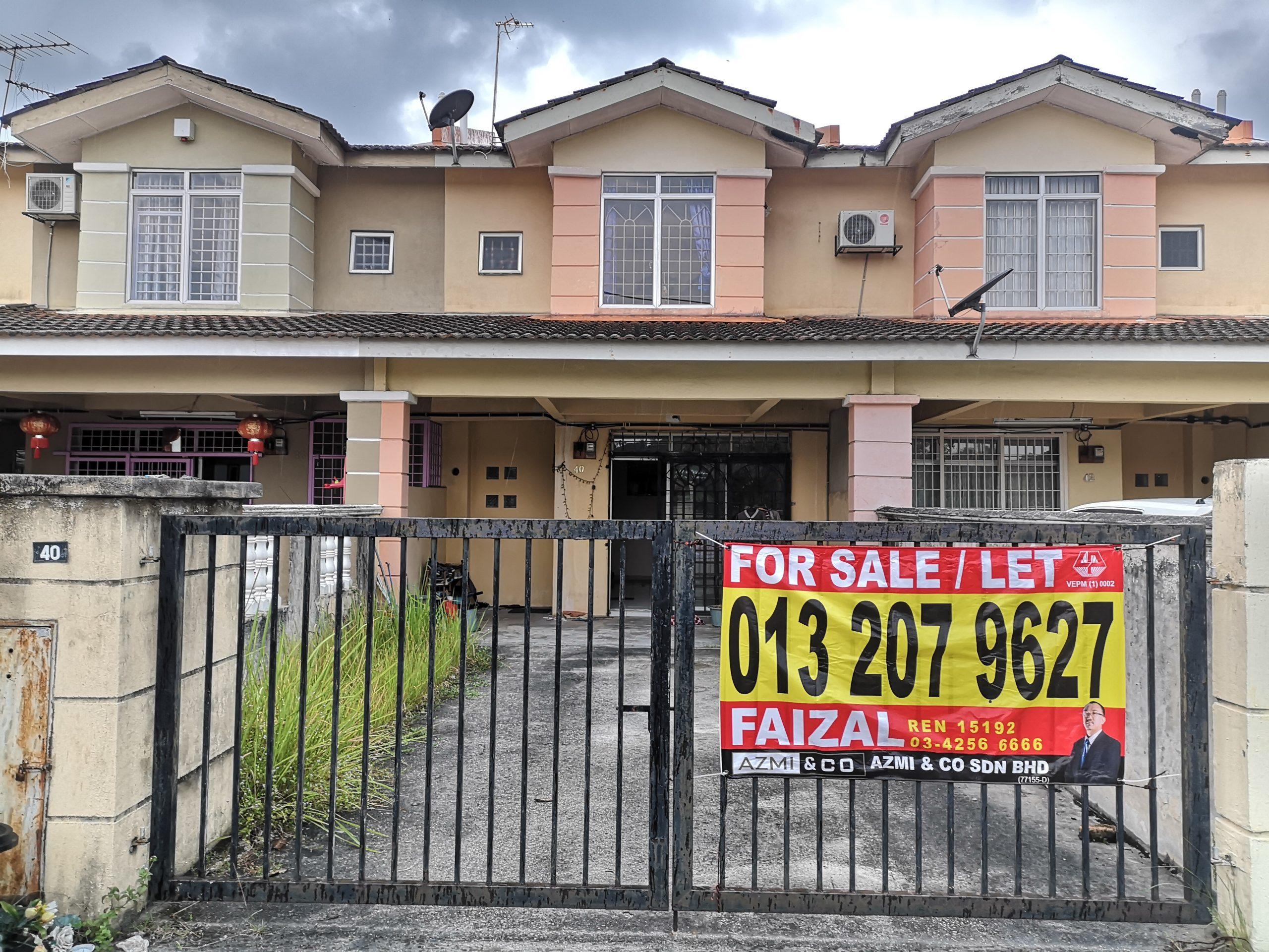 TAMAN DESA MAS (FASA 1), BANDAR COUNTRY HOMES, RAWANG