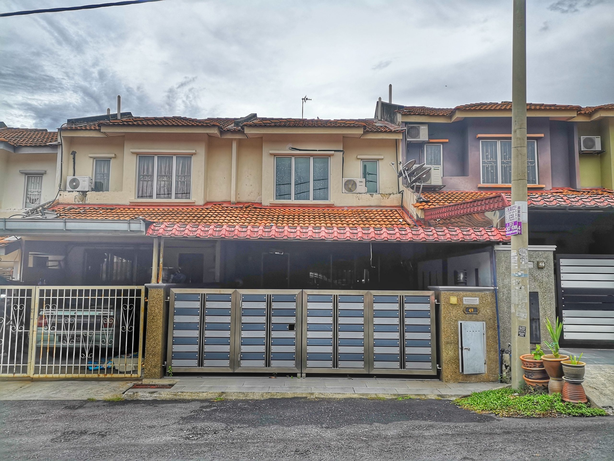 PUTERI HEIGHTS, BANDAR COUNTRY HOMES, RAWANG