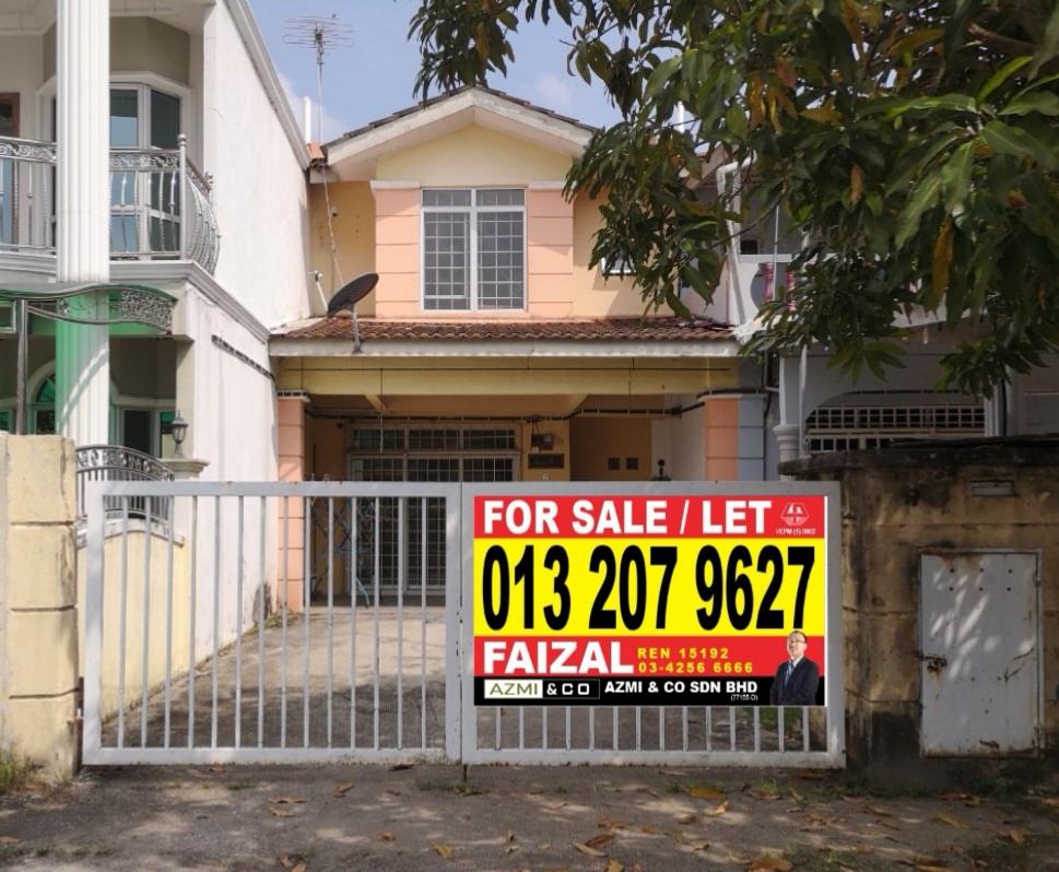 TAMAN DESA MAS (FADA 1) BANDAR COUNTRY HOMES, RAWANG